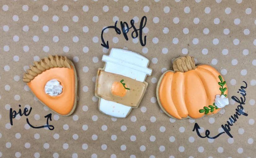 Pumpkin Spice CookieClass!
